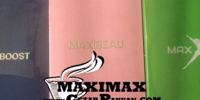 AGEN DISTRIBUTOR RESMI MAXIMAX JUAL MAXIBOOST | MAXXLIM | MAXCYPRESS DAN MAXIBEAU DI  BANYUMAS