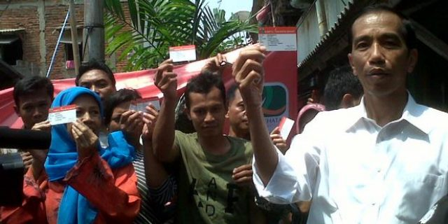 Problem MRT, Jokowi: Better Back, Than Fast But Not Really