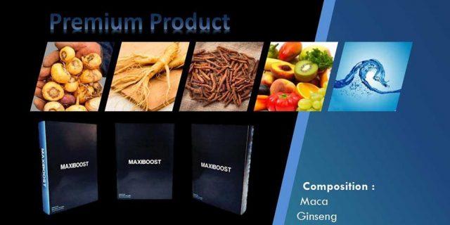 Maxiboost -Produk STAMINA & VITALITAS yang AMAN & AMPUH