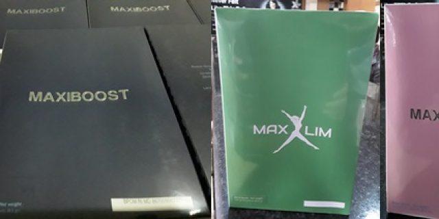 PRODUK MAXIMAX MAXIBOOST MAXXLIM MAXIBEAU