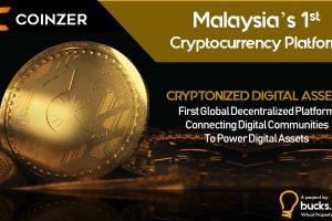 COINZER (CZC) TOKEN PUBLIC PRESALE PRICE 0.05$/CZC