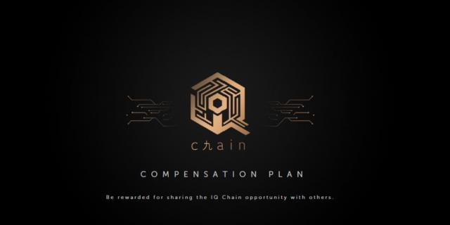Marketing Plan IQ Chain Ormeus Global Indonesia